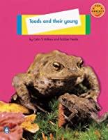 Toads and their young Non-Fiction 1 (LONGMAN BOOK PROJECT)