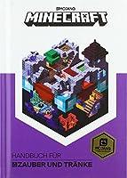Minecraft, Handbuch fuer Zauber und Traenke