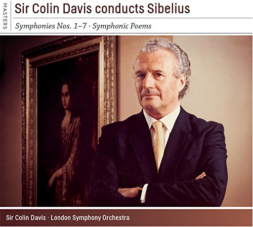 COLIN DAVIS CONDUCTS SIBE