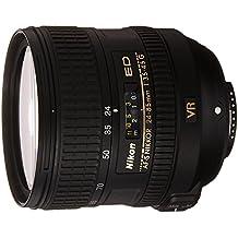 Nikon AF-S 24-85/3.5-4.5G VR Australian Warranty, Black (JAA816DA)