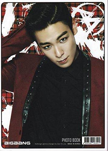 ☆New!■T.O.P/TOP/BIGBANG■50ページ写真集①☆韓国最新版