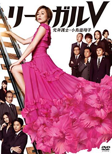 リーガルV~元弁護士・小鳥遊翔子~ DVD BOX(特典なし)
