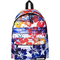 Backpack Daypack Women's Casual Canvas School bag Book bag