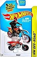 Hot Wheels 2015 HW Off-Road HW450F (Dirt Bike) 81/250, Red [並行輸入品]