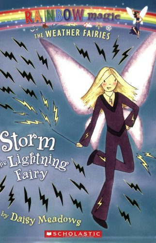 Storm, the Lightning Fairy (Rainbow Magic)の詳細を見る