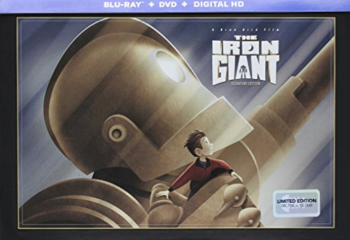 IRON GIANT: SIGNATURE ED - ULTIMATE COLLECTOR'S ED