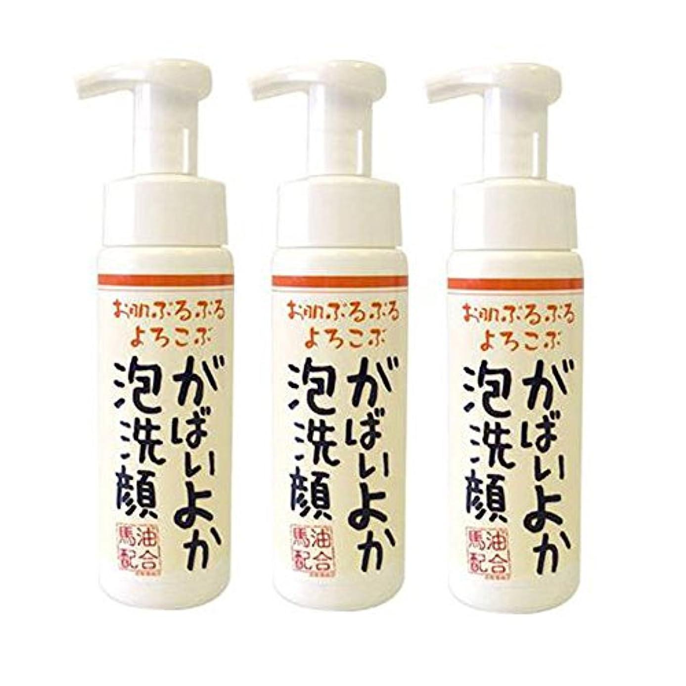 ネスト韓国語裸がばいよか泡洗顔 200ml×3個セット