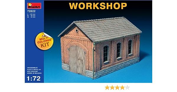 Workshop MiniArt 72022