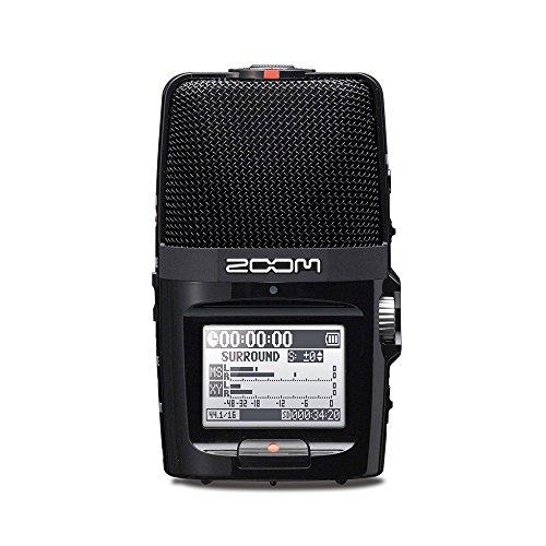 [해외] ZOOM 줌 리니어PCM/IC핸디 레코더 H2N-