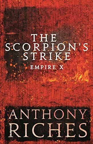 The Scorpion's Strike: Empire X (Empire series Book 10) (English Edition)