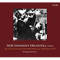 NHK交響楽団 ベートーヴェン生誕200年記念 ツィクルス 1970 (The Concert series for the 200th Anniversary of Beethoven 1970 / Wolfgang Sawallisch | NHK Symphony Orchestra, TOKYO) [7CD] [日本語帯・解説付]