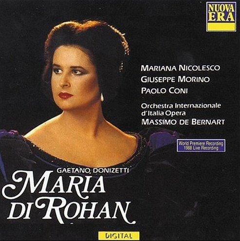 Donizetti;Maria Di Rohan