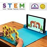 ARで学べる ラーニングキット Plugo おもちゃ 先生から 入園祝い 入学祝い プレゼント ギフト キッズ 知育玩具 学習 日本語対応 英語教育 Shifu 子供用 こども こども用 大人 学習 勉強 (ARラーニングブロック「リンク」Link)
