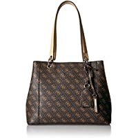 GUESS womens Kamryn Q Logo Shopper