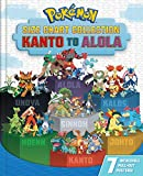 Pokémon Size Chart Collection: Kanto to Alola