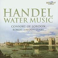 Water Music by G.F. Handel (2011-05-31)