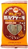 日本製乳 おしどりミルクケーキ チョコレート 9本×10袋
