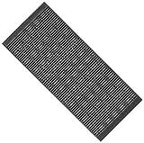 THERMAREST(サーマレスト) アウトドア用マットレス クローズドセルマットレス リッジレスト クラシック チャコール S(51×122×厚さ1.5cm) R値2.6 30431 【日本正規品】