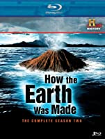 How the Earth Was Made: Complete Season 2 [Blu-ray] [Import]