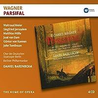 Wagner: Parsifal by Jesuralem Barenboim / Meier
