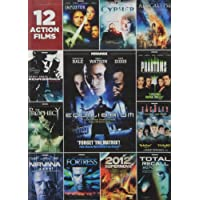 12-Film Action Pack