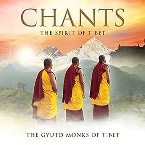 CHANTS-THE SPIRIT OF TIBE