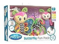 Playgro Butterfly Fun Pack [並行輸入品]