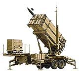 プラッツ 1/35 MIM-104Fパトリオット(ペトリオット) SAM PAC-3 M901発射機 プラモデル BL3563