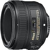 Nikon 50mm f / 1.8g自動focus-s Nikkor FXレンズ–(認定Refurbished)