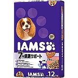 アイムス 7歳以上用 健康サポート ラム&ライス小粒 12kg