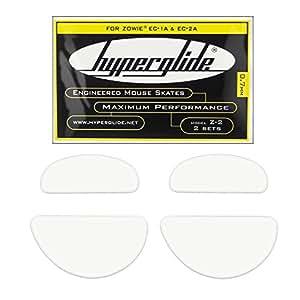 Hyperglide Mouse Skates for Zowie EC-1, EC1-a, EC-2 & EC-2a (Z-2) [並行輸入品]