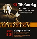 Miaskovsky: Complete Symphonies
