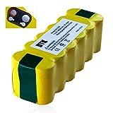 DTK ルンバ用交換バッテリー 500・600・700シリーズ対応 14.4V 3500MAH 電池 (3500MAH)