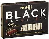 「明治 ブラックチョコレートBOX 120 26枚入り ×6個」の画像
