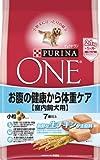 ピュリナ ワン シニア犬用(7歳以上) 室内飼犬用 お腹の健康から体重ケア 小粒 チキン 2.1kg(700g×3袋) [ドッグフード]
