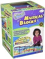 Babalu Do Re Mi Musical Stacking Blocks [並行輸入品]