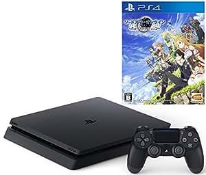 PlayStation 4 ジェット・ブラック 500GB(CUH-2000AB01) + ソードアート・オンライン -ホロウ・リアリゼーション-