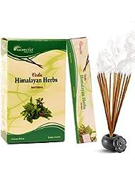 aromatika Himalayan Herbs 15 gms Masala Incense Sticks Pack of 12