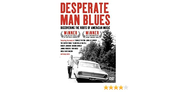 Desparate Man Blues 【中古】