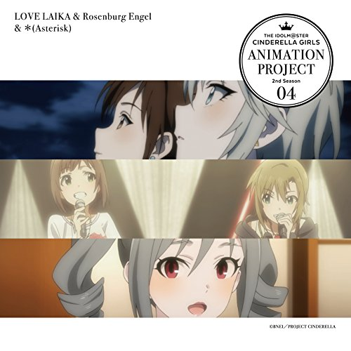 ?THE IDOLM@STER CINDERELLA GIRLS ANIMATION PROJECT 2nd Season 0?4??