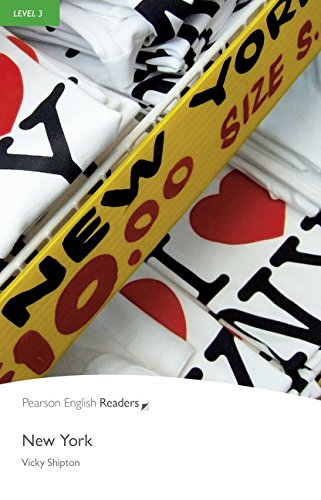 Penguin Readers: Level 3 NEW YORK (Penguin Readers, Level 3)の詳細を見る
