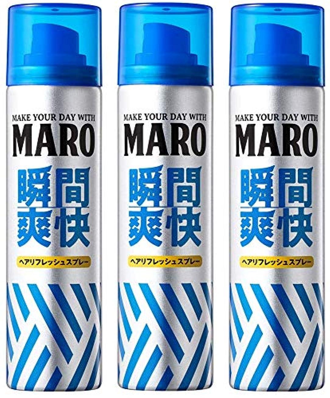 横に学校教育有罪【まとめ買い】MARO ドライシャンプー 40g×3個