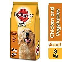 Pedigree Chicken and Vegetable Dog Food, 3kg