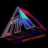 Burst The Gravity♪ALTIMAのCDジャケット