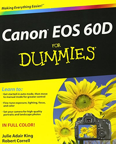 Download Canon EOS 60D For Dummies 1118004892