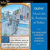 Music for St Anthony of Padua