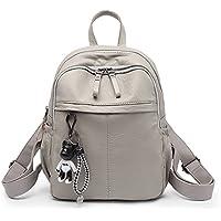 (オドモロー) Odomolor レディース コットン 装飾された 学校 レトロ バッグ バックパック