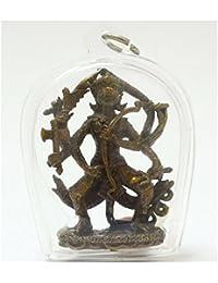 タイジュエリーAmuletsペンダントHanuman – MonkeyペンダントネックレスLP KALONG Wat kaolaem Lucky Life保護マジック