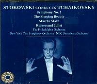 Stokowski Conducts Tchaiko