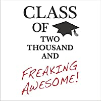 "32 ( 2pkの16 )タッセルTalk Graduation Beverage Napkins – Awesome ( 10 "" x 10 "" )"